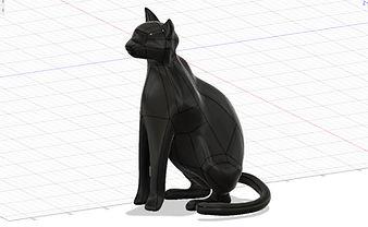 猫のオリジナルデータ作成