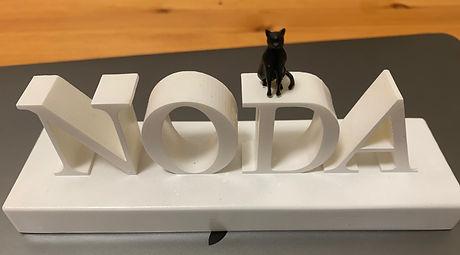 3Dプリンターを使用したオリジナル造型物