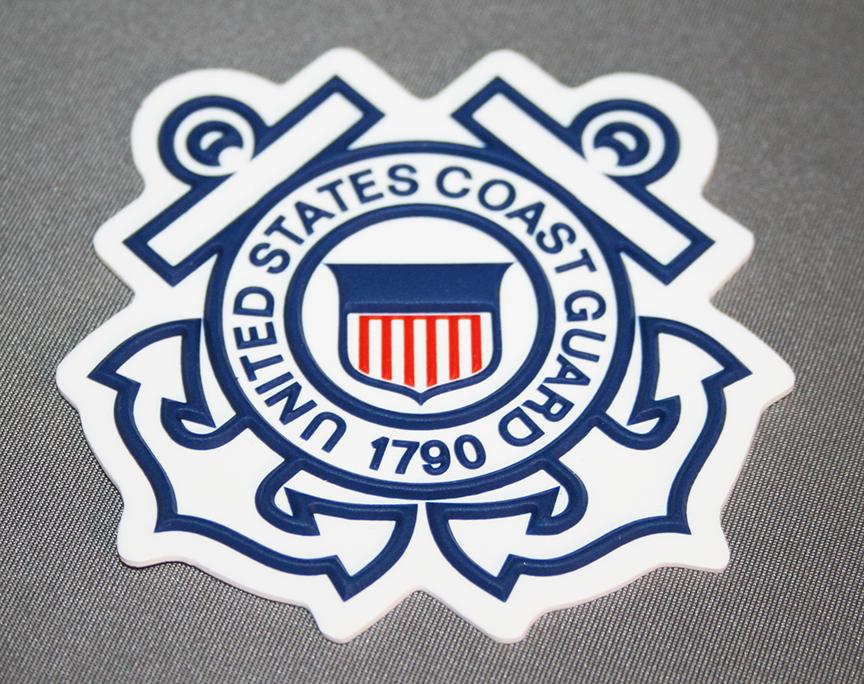 Coast Guard Label