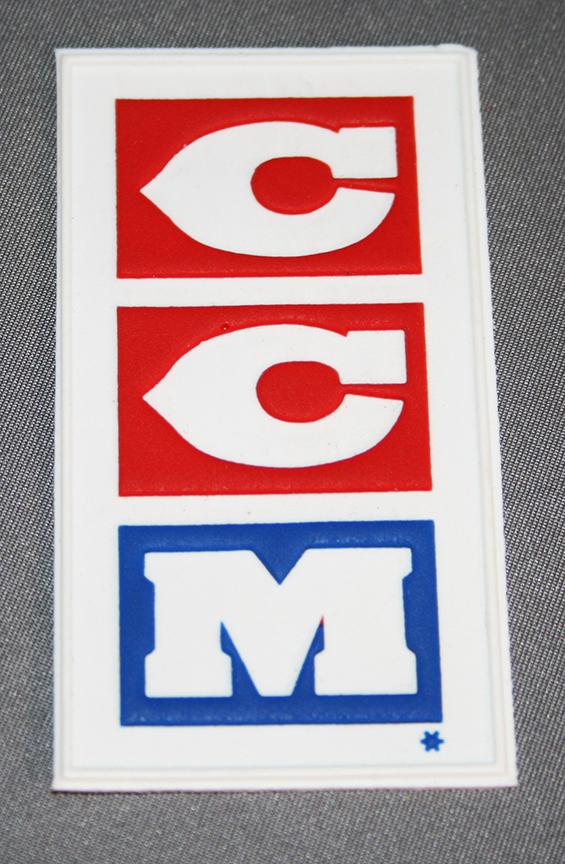 Hockey Equipment label