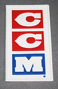 hockey equipment labels