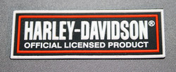 Motorcycle Accessory Label