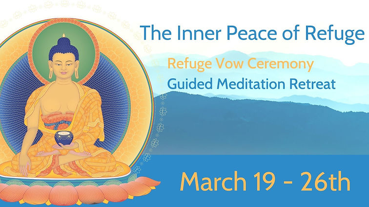 Copy of Copy of The Inner Peace of Refug