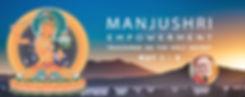 Manjushri Empowerment_Retreat Banner.jpg