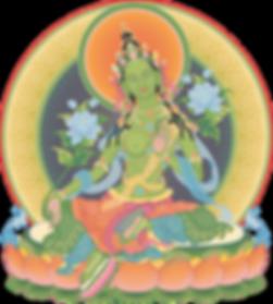 Green Tara 3_transparent.png