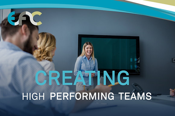 Creating High Performing Teams Programme