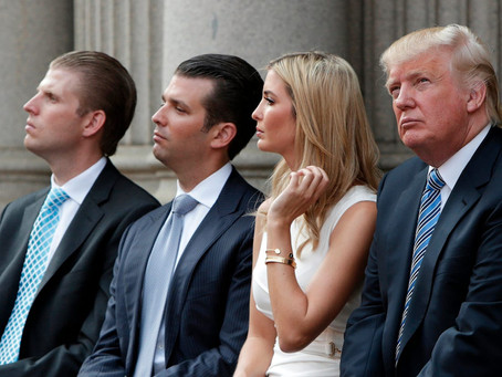 A family affair: will the Trumps receive a presidential pardon?