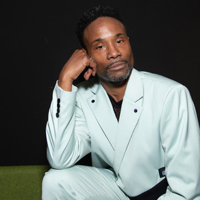 Billy Porter: 'this is what HIV-positive looks like now'