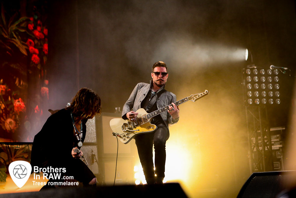Rival Sons - The Scheepdogs-2276