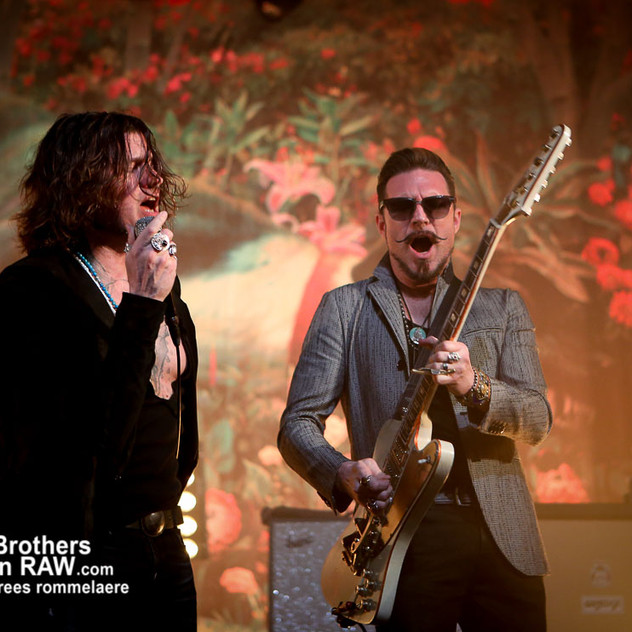 Rival Sons - The Scheepdogs-2298