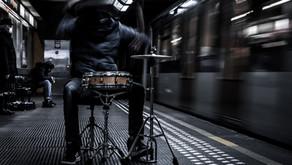 RAWreport | Het favoriete instrument van:               Jonas Sanders