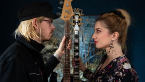 RAWreport | Het favoriete instrument van:               Anna Bauman & Davy Knobel
