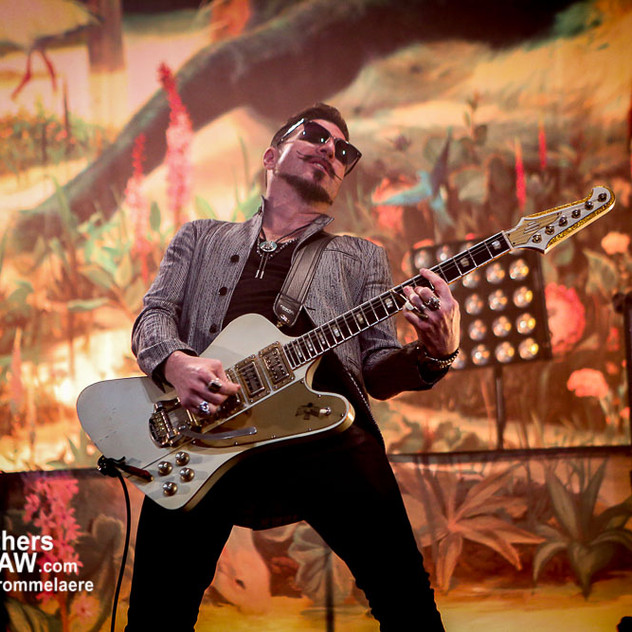 Rival Sons - The Scheepdogs-2291