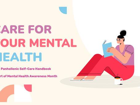 Panhellenic Self Care Handbook