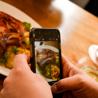 Servicio de fotografia para redes de restaurant