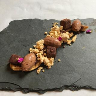 Chocolate y Lucuma