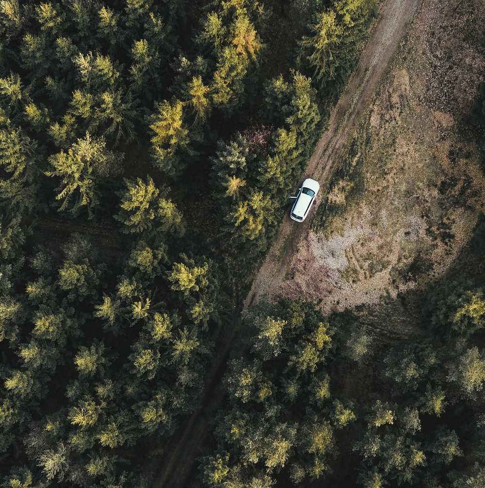 drone aerial shot crucial pictures