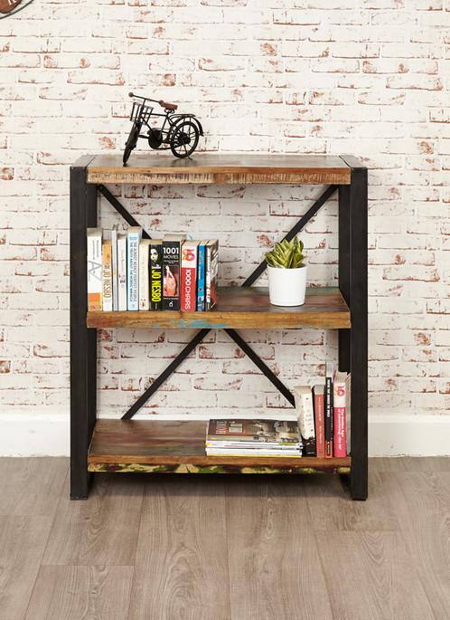 Urban Chic Low Bookcase | Rhiwbina Furniture | Cardiff | Online Furniture  Retailer