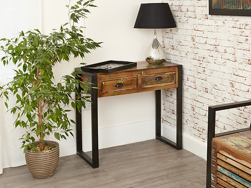 Nice Urban Chic Console Table