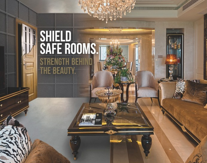 Shield Safe Room reduced