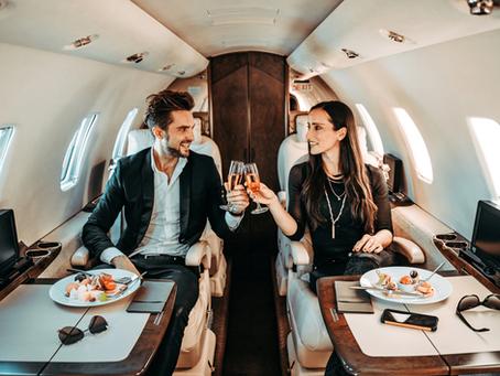 Coronavirus Crisis Raises Private Jet VIP Inflight Catering Concerns