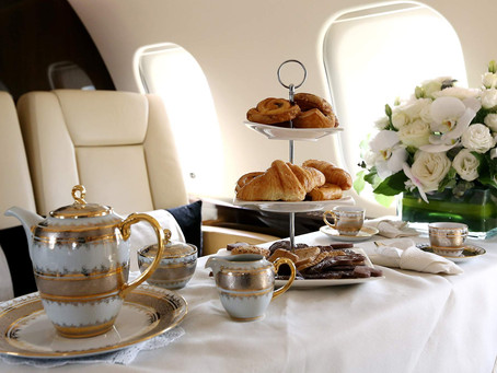 Best In-Flight Catering Ideas for Unexpected Guests
