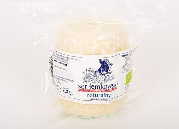 ser łemkowski naturalny - walec ok. 300 g