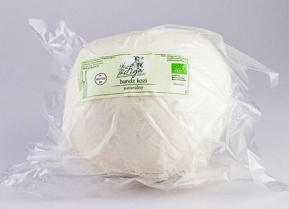 bundz kozi naturalny - kawałek ok. 200 g.