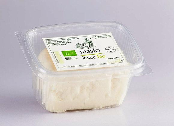 masło kozie - kawałek ok. 100 g.