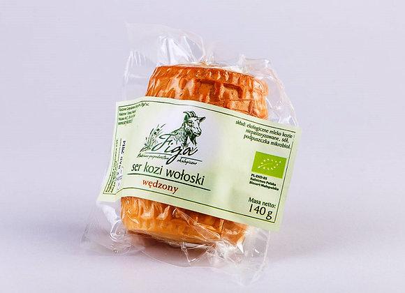 ser kozi wołoski wędzony - 1/2 walca ok. 140 g.