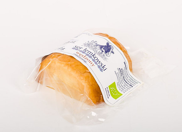 ser łemkowski wędzony - 1/2 walca ok 140 g.