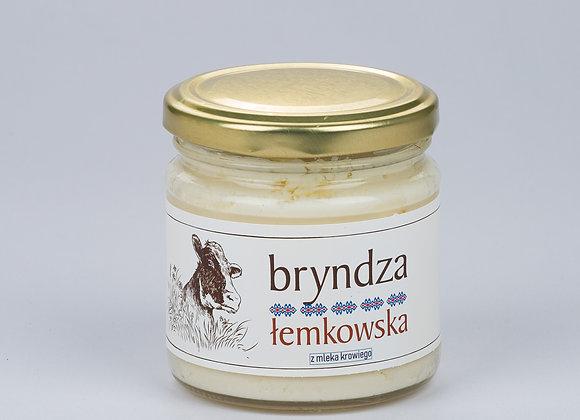 bryndza łemkowska - słoik szklany 190 g.