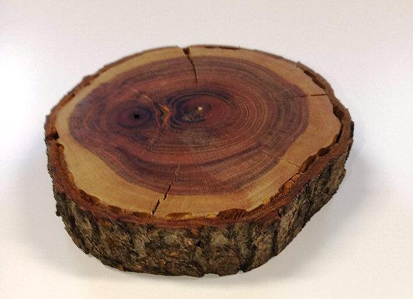 Deseczka - podkładka z litego drewna (nr 3)