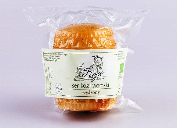 ser kozi wołoski wędzony - walec ok. 280 g.