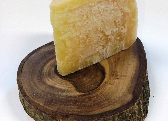 Deseczka - podkładka z litego drewna (nr 1)