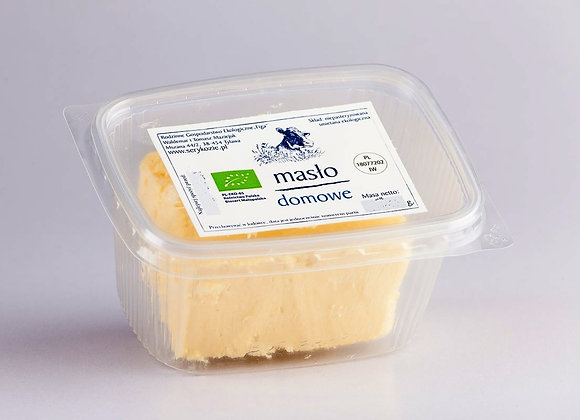 masło domowe - kawałek ok 150 g.