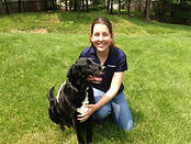 Kathy Benner, dog trainer