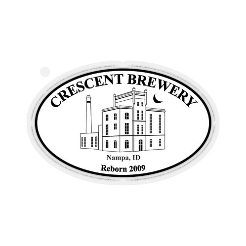 Crescent Brewery Stickers