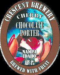 Cherry Chocolate Porter