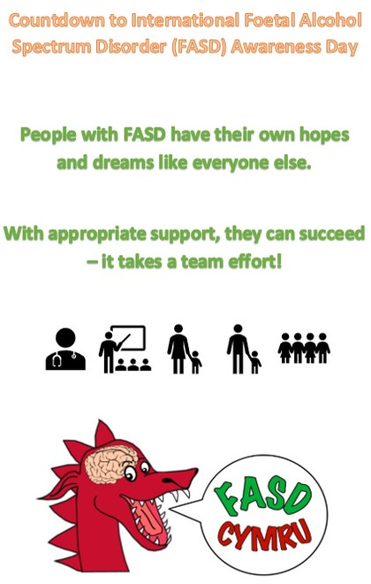 It takes a team effort to help someone with FASD