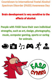 Everyone with FASD has their own individual strengths