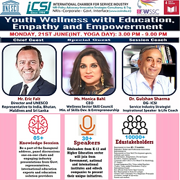 Youth Wellness with Education, Empathy and Empowerment