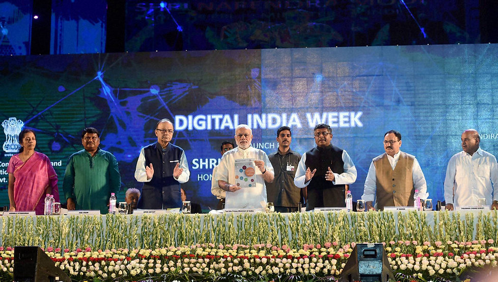 Digital India: Digital sectors to contribute 10% to India's GDP by 2025, says McKinsey