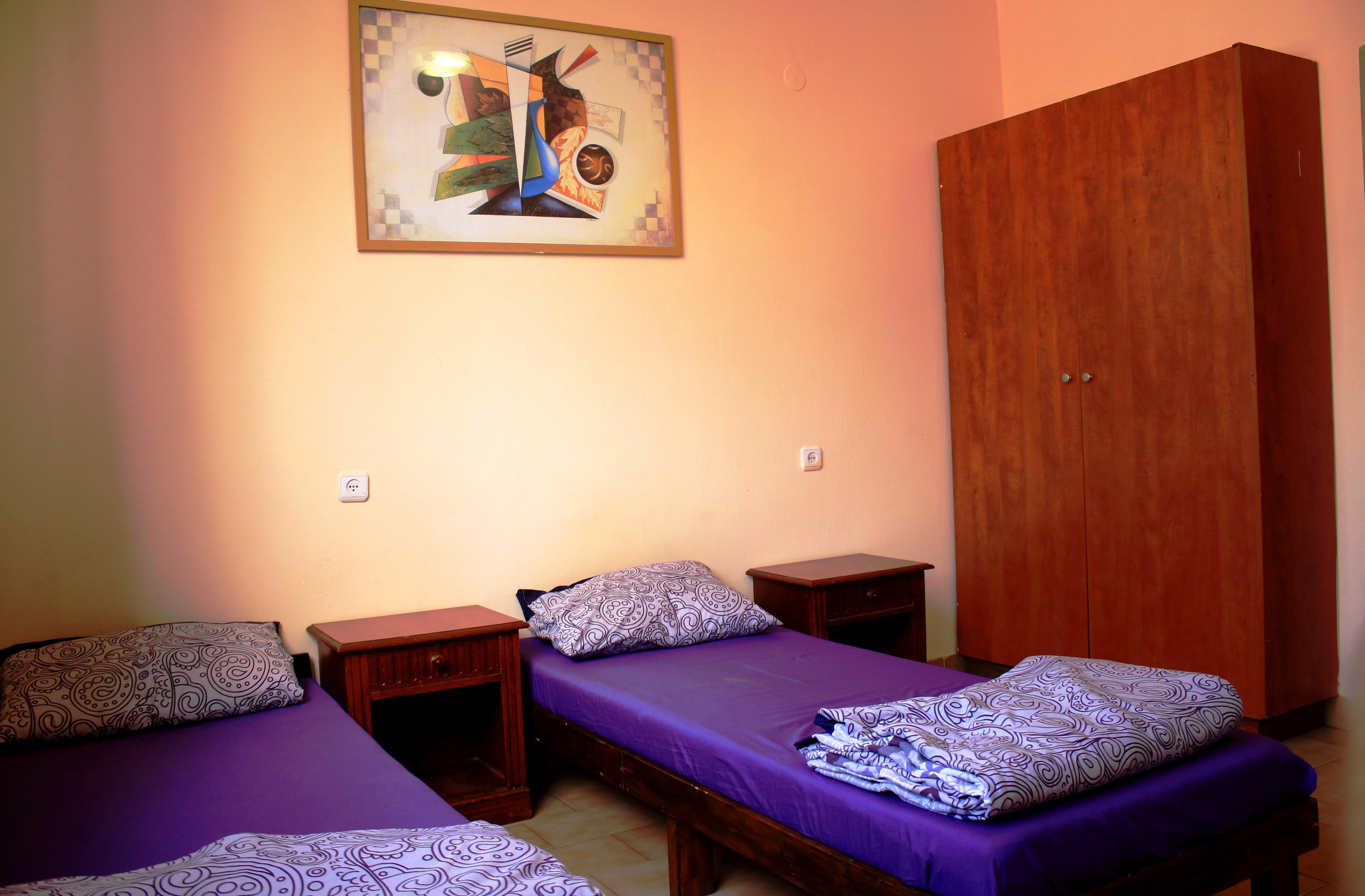 חדר לשני אורחים