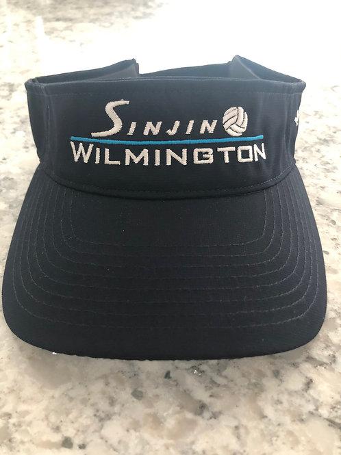 Richardson Sinjin Wilmington Visor