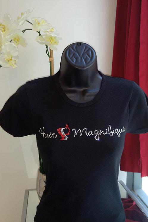 Hair Magnifique Bling T-Shirt