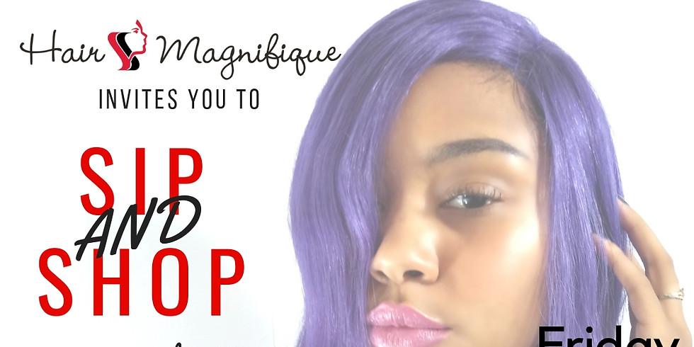 BLACK FRIDAY SIP, SHOP & SOCIALIZE