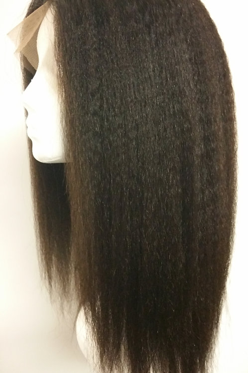 The Sam (20in Lace Front)