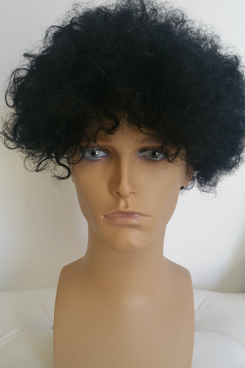 Loose Curl Afro Hair Unit