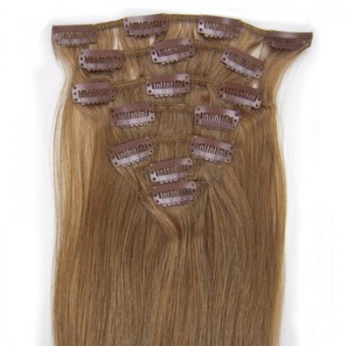 Clip-in Wefts (10pc Bundle)